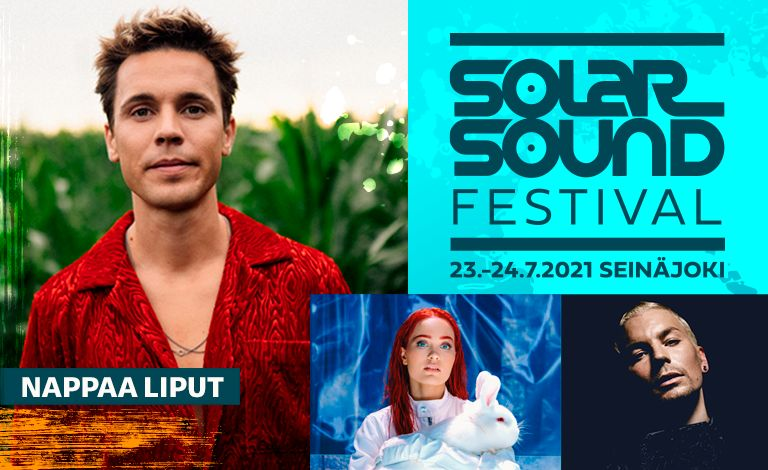 Solar Sound Festival 2020 Tickets