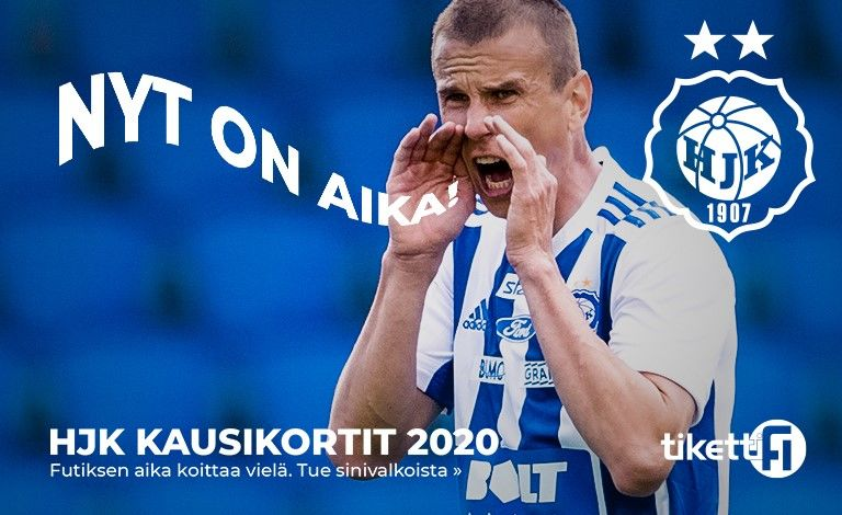 HJK 2020 Season Ticket Tickets