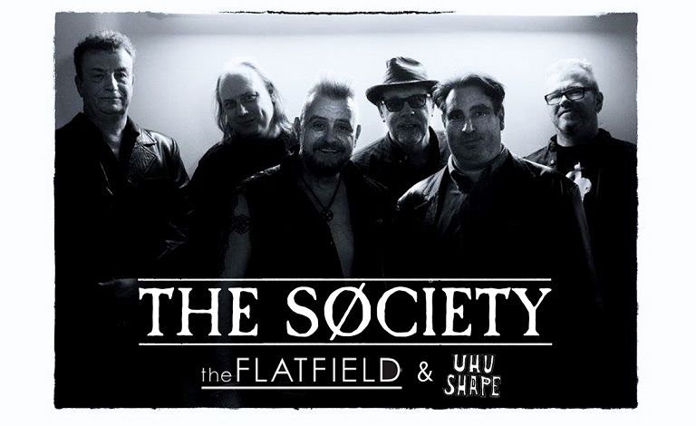 The Society (UK), The Flatfield, Uhu Shape Liput