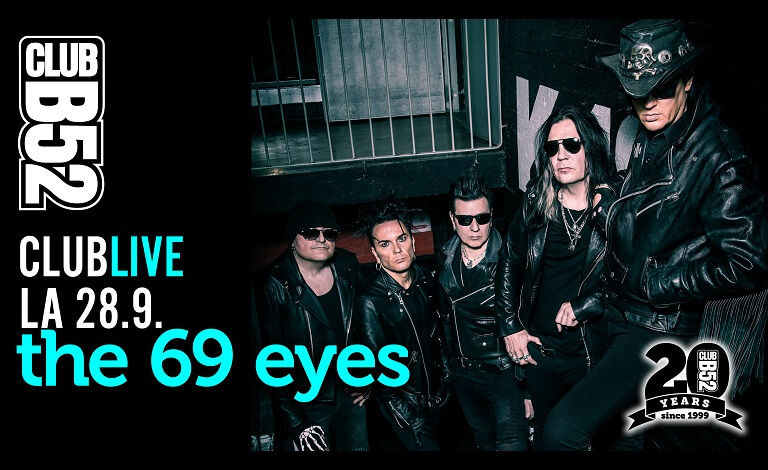 Clublive - The 69 Eyes Tickets