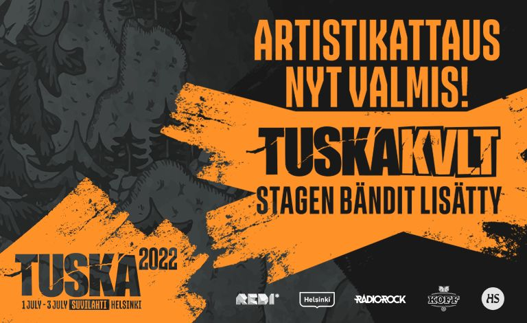Tuska Festival 2020 Tickets