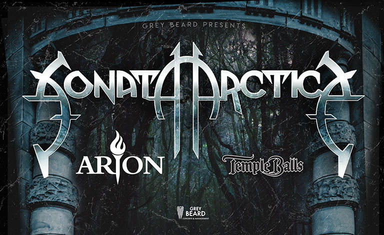 Sonata Arctica w/ Arion & Temple Balls Tickets