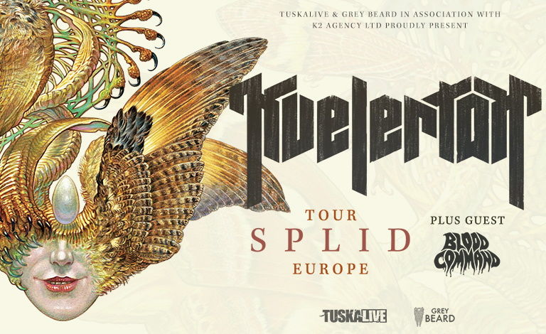 Kvelertak (NOR), Blood Command Biljetter
