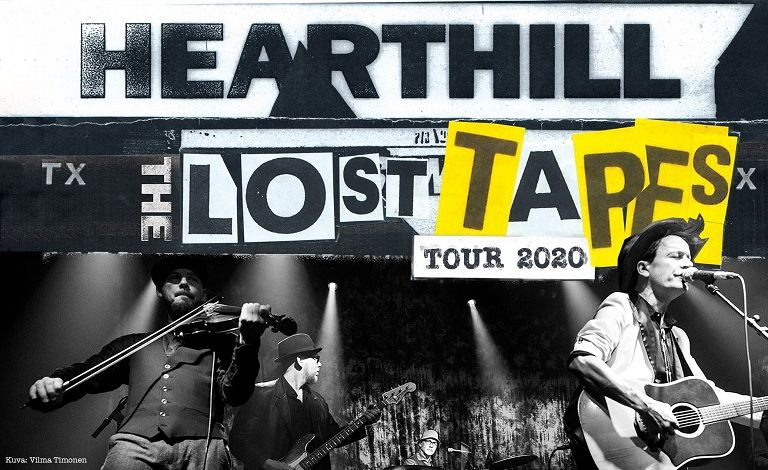 Hearthill - The Lost Tapes Tour 2020 Liput