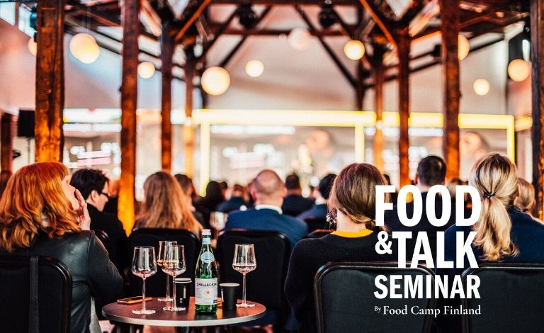 Food & Talk Seminar 2020 Biljetter
