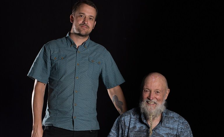 Terry Riley & Gyan Riley Liput