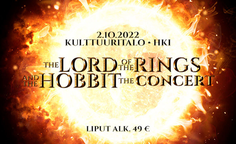 The Lord of The Rings & The Hobbit in concert Tickets