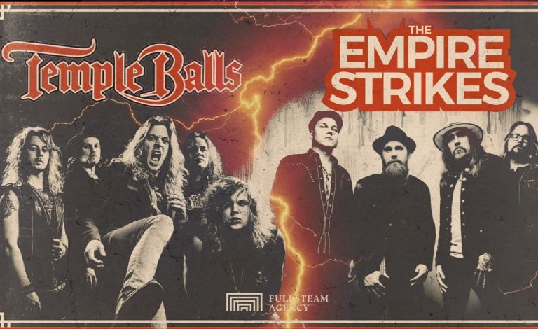 The Empire Strikes, Temple Balls Biljetter