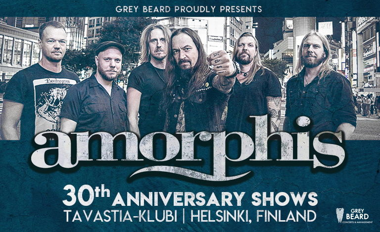 Amorphis - The 2nd Decade -show, 2000-2009 Liput