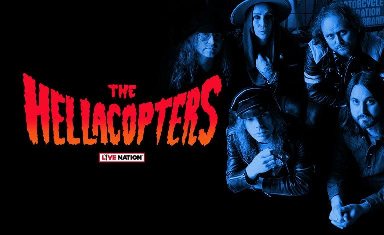 The Hellacopters (SWE) Tickets