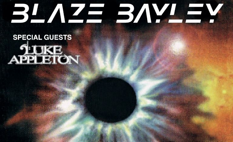Blaze Bayley Tenth Dimension Tour 2020 Liput