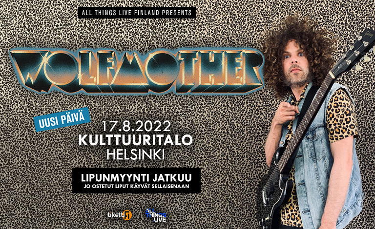 Wolfmother (AUS) Liput