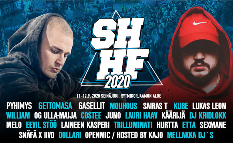 Seinäjoki Hiphop Festival 2020 Tickets