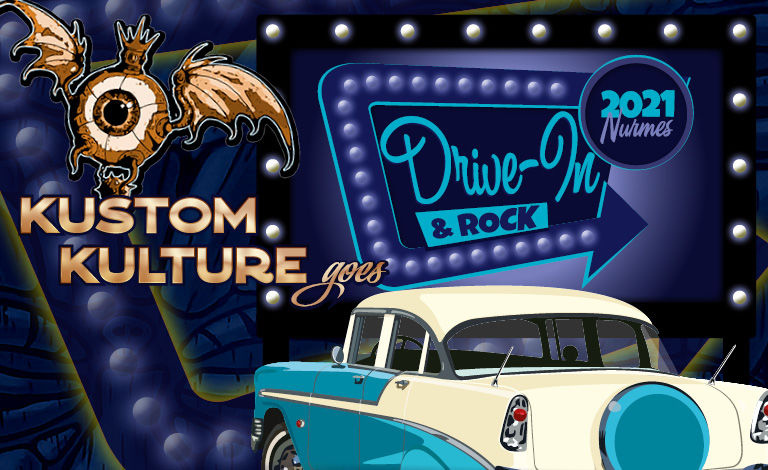 Drive-In & Rock Nurmes 2021 Tickets