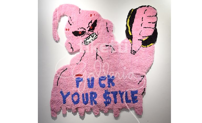 1. Soft Graffiti III: Niina Mantsinen - Fuck your style / Germes gang (2018) Liput