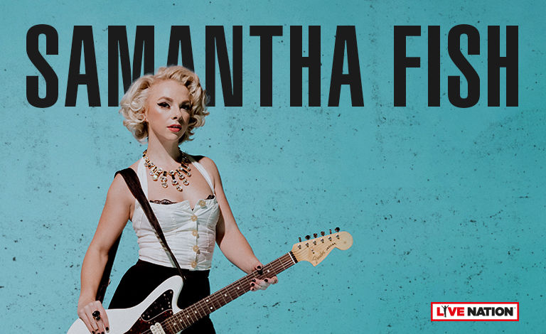 Samantha Fish (USA) Liput