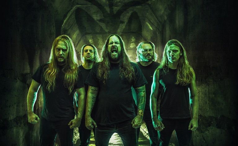 The Black Dahlia Murder (USA), Rings of Saturn (USA), Viscera (UK) Liput