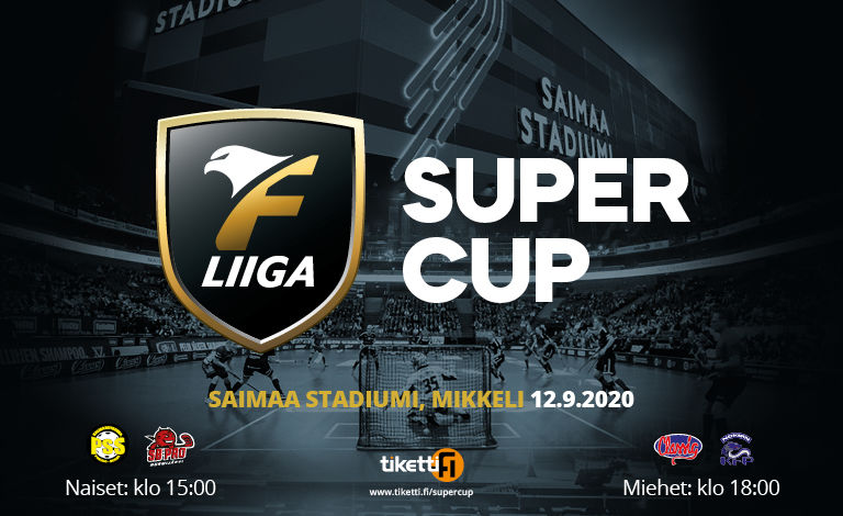 Super Cup Tickets