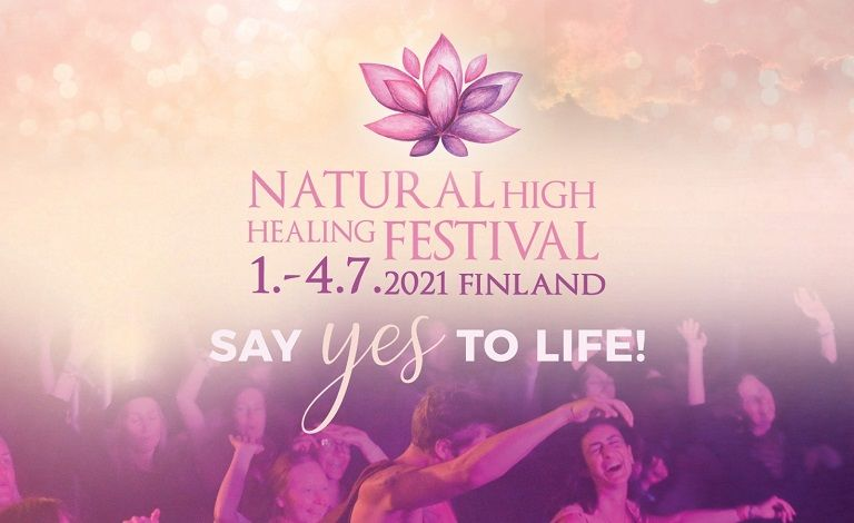 Natural High Healing Festival 2021 Biljetter