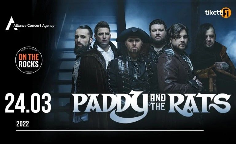 Paddy And The Rats Liput