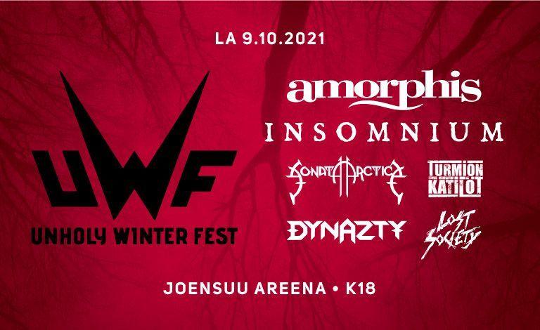 Unholy Winter Fest 2021