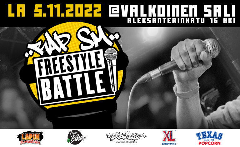 Rap SM Freestyle Battle 2021 Liput