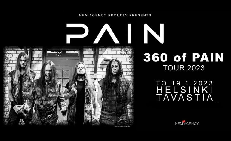 Pain (SWE) Tickets
