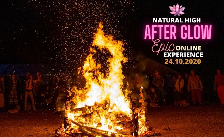Natural High After Glow Epic Online Experience Tickets