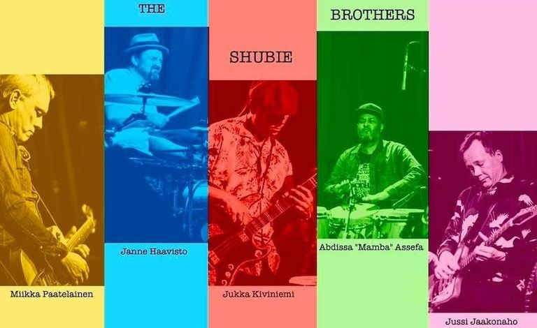 The Shubie Brothers Tickets