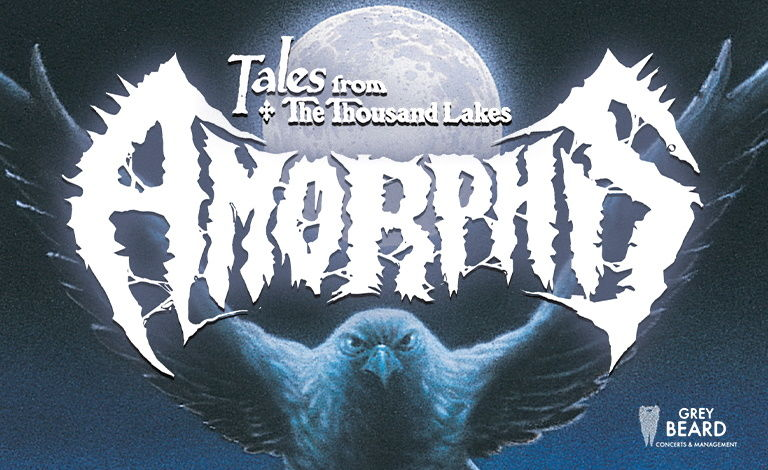 Amorphis - Tales From The Thousand Lakes Biljetter