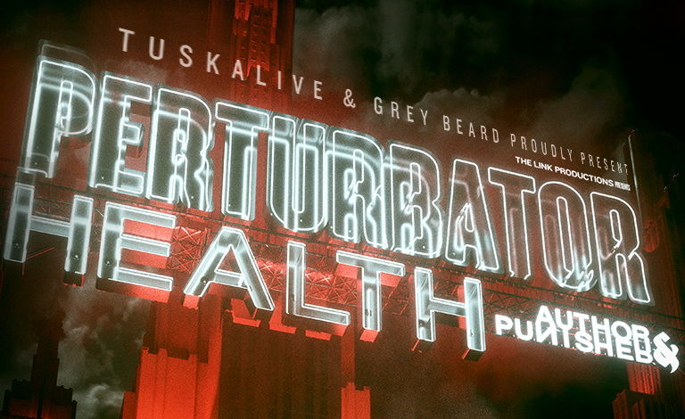 Perturbator (FRA), Health (USA), Author & Punisher (USA) Liput