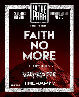 Boksi / In The Park Faith No More